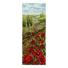 01019-5678000 Набор для вышивания MAIA 'Тосканский горизонт' 25х10 см