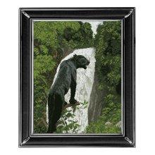 10513 Набор для вышивания Краса и творчество 'Черная пантера 1' 43,6х55,6 см