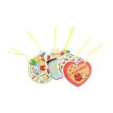 1137028 Набор мини-открыток 'Твой день' Медвежонок Винни 6шт