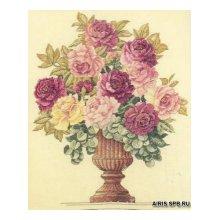 45460-BCL Набор для вышивания BUCILLA 'Розы' 27,9х36,8 см