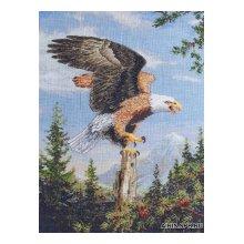 45478-BCL Набор для вышивания BUCILLA 'Кричащий орел' 29,8х39,4 см
