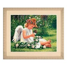 91312-DMS Набор для раскрашивания 'Милый ангел' 51х41см