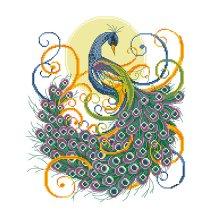 Набор для вышивания 'Жар-птица' 35х35 см