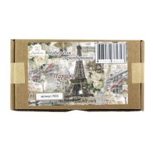 7653 Набор для скрапбукинга Париж