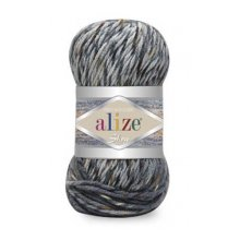 Пряжа ALIZE 'Show punto batik design' 100 гр., 170 м. (100% акрил) ТУ