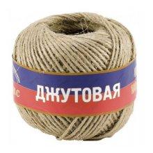 Пряжа Камтекс 'Джутовая' 100 гр. 80 м. (100% джут)