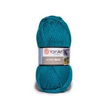 Пряжа Yarn art 'Alpine Maxi' 250 г., 105 м. (40% шерсть, 60% акрил)