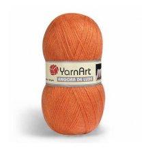 Пряжа Yarn art 'Angora de Lux' (70% мохер, 30% акрил) ТУ