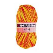 Пряжа Yarn art 'Rainbow Ram' (20% шерсть, 80% акрил)