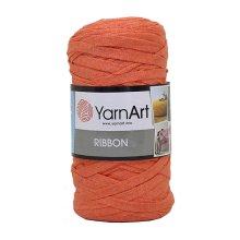 Пряжа Yarn art 'Ribbon' 250 гр., 125 м (60% хлопок, 40% вискоза, полиэстер) ТУ
