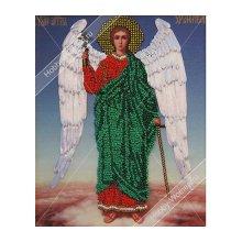 ВЛИС0010 Набор для вышивания лентами Woman-Hobby 'Ангел хранитель', 19х23,5 см