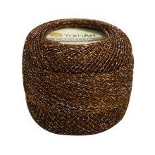 Пряжа Yarn art 'Camelia' (70% п/э 30% металлик)