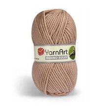 Пряжа Yarn art 'Merino Bulky' (50% шерсть, 50% акрил)