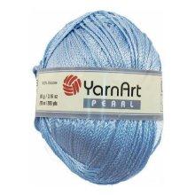 Пряжа Yarn art 'Pearl' (100% вискоза)