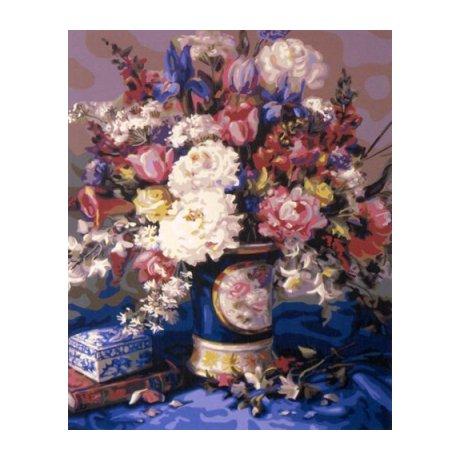 21761-PLD Набор для раскрашивания 'Мамина итальянская ваза' 51х41см