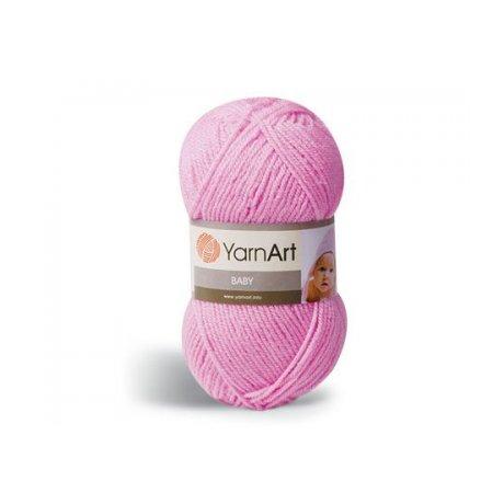 Пряжа Yarn art 'Baby' (100% акрил)