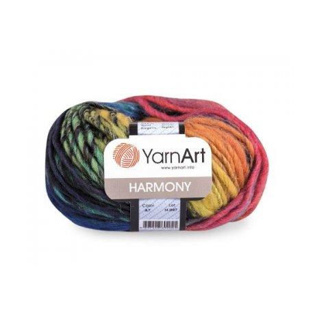 Пряжа Yarn art 'Harmony' 50 гр., 80 м. (60% шерсть, 40% акрил) ТУ
